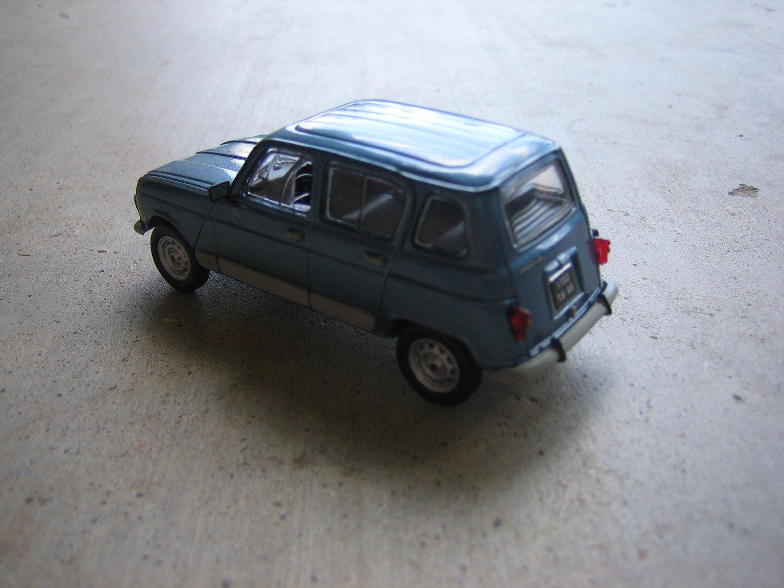 Renault 4 GTL (1987)