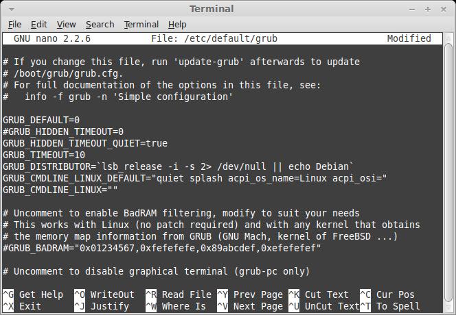 Korekcija za Hotkeys na laptopima (Ubuntu, LinuxMint)