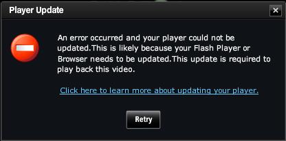 Flash Player greška pod Linux Mint-om